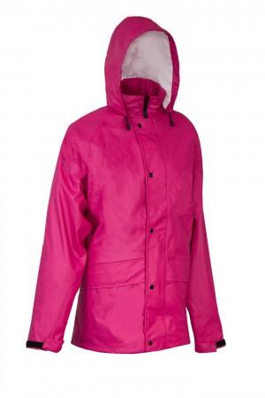 Mossi - Ladies Ultra Rain Jacket - Fuchsia