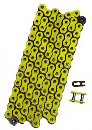 520 Pitch Chain - Yellow - 92 Pins