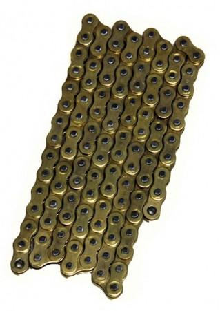 Gold O-Ring Chain, 520 Pitch - FS-520-OG