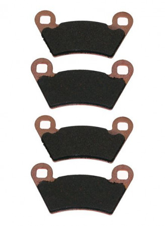 Front Brake Pads - Factory Spec KIT-7403403