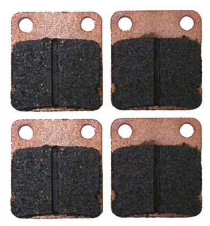 Front Brake Pads - Factory Spec KIT-7414414