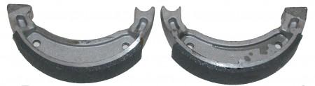 Semi-Metallic Brake Shoes - Factory Spec FS-126