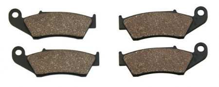 Front Brake Pads - Factory Spec KIT-7437437