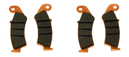 Front Brake Pads - Factory Spec KIT-7411411
