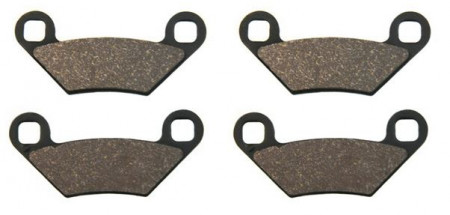 Front Brake Pads - Factory Spec KIT-7479479
