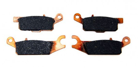 Front Brake Pads - Factory Spec KIT-7443444