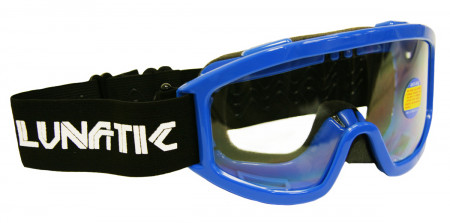 Blue Youth Goggles - Lunatic L100YB