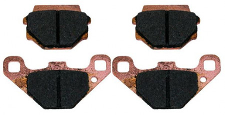 Front Brake Pads - Factory Spec KIT-7422422