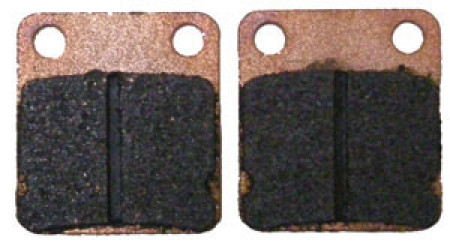 Semi-Metallic Brake Pads - Factory Spec FS-414
