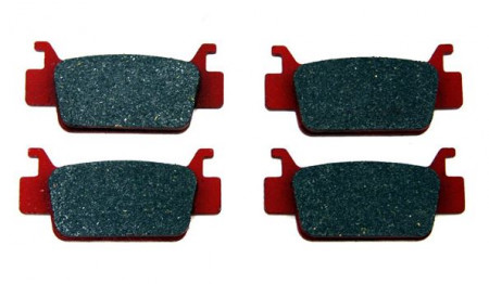Front Brake Pads - Factory Spec KIT-7451451