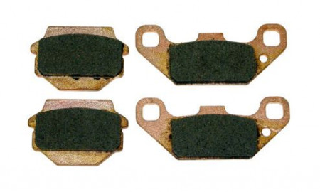 Front Brake Pads - Factory Spec KIT-7418418