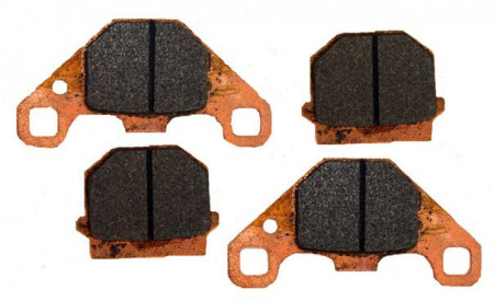 Front Brake Pads - Factory Spec KIT-7421421