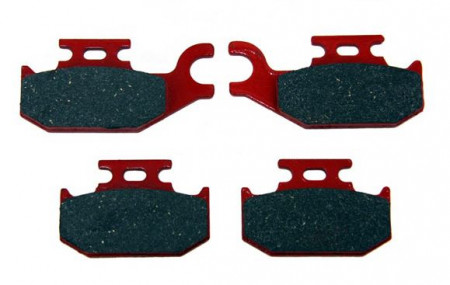 Front Brake Pads - Factory Spec KIT-7450453