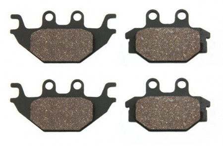 Front Brake Pads - Factory Spec KIT-7476476