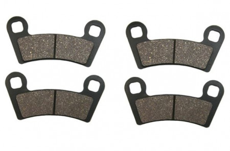 Front Brake Pads - Factory Spec KIT-7478478