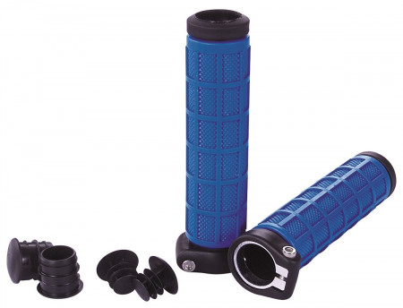 FLY Racing 24-1152 - Handlebar Grips - Blue