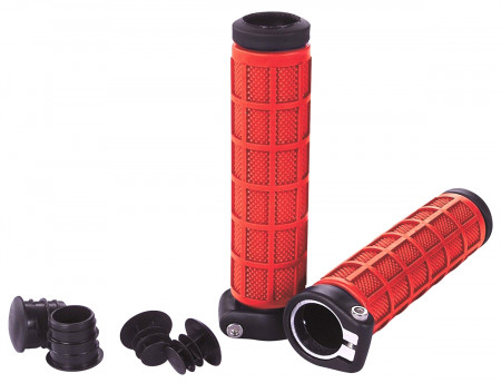 FLY Racing 24-1153 - Handlebar Grips - Red