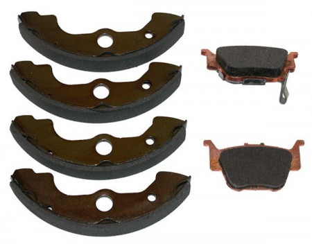 Front/Rear Brakes - Factory Spec KIT-7118118408