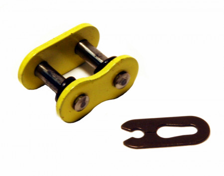 Yellow O-Ring Master Link, 520 Pitch - FS-520-OYML