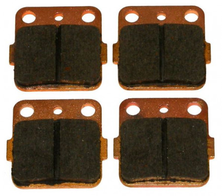 Front Brake Pads - Factory Spec KIT-7409409