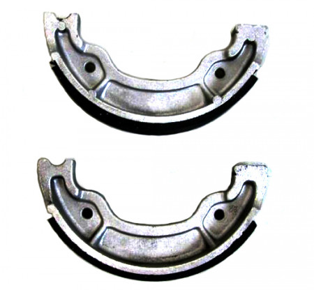Semi- Metallic Brake Shoes - Factory Spec FS-122