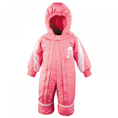 adb05dc10 Mossi Toddler Girls One Piece Infant Snow Suit - Pink