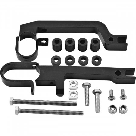 PowerMadd - Snowmobile Mount Kit for Sentinel Handguards - 34450