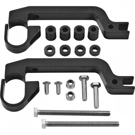 PowerMadd - ATV/MX Mount Kit for Sentinel Handguards - 34452