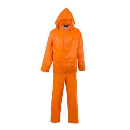 Mossi Adult Ambush-X Blaze Orange Rainsuit