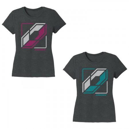 Castle X - Women's T-Shirt - DEFLECT