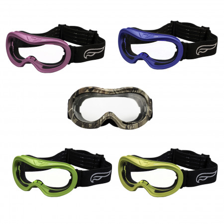 Fulmer - Youth MX Goggles