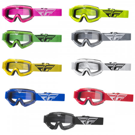 FLY Racing - Adult Focus Goggles