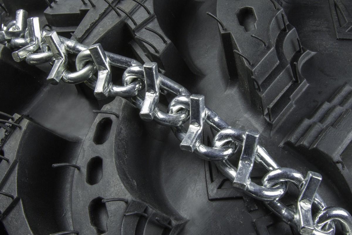 Raider Atv Tc3 Rear Tire Chains 54l X 14w Forward 1988 Trx 350 Honda Foreman 54 Long 14 Wide