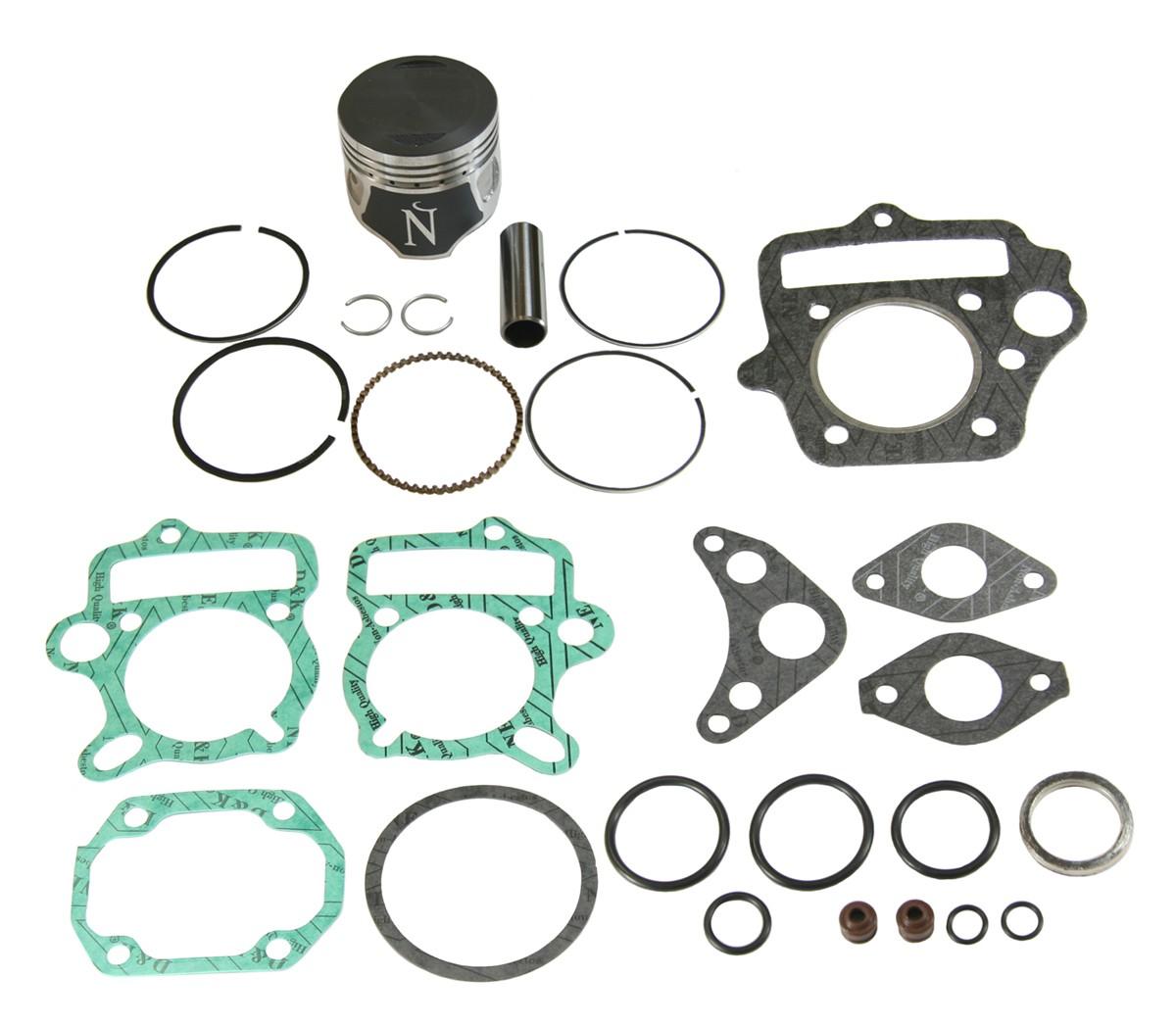 Honda TRX700XX 08-12 JE Piston Kit 11:1 Stock 102mm Bore 308416