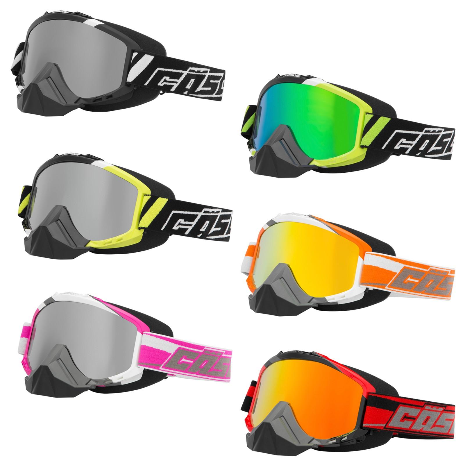 Castle Eyewear Force SE Snow Goggles X1 Green
