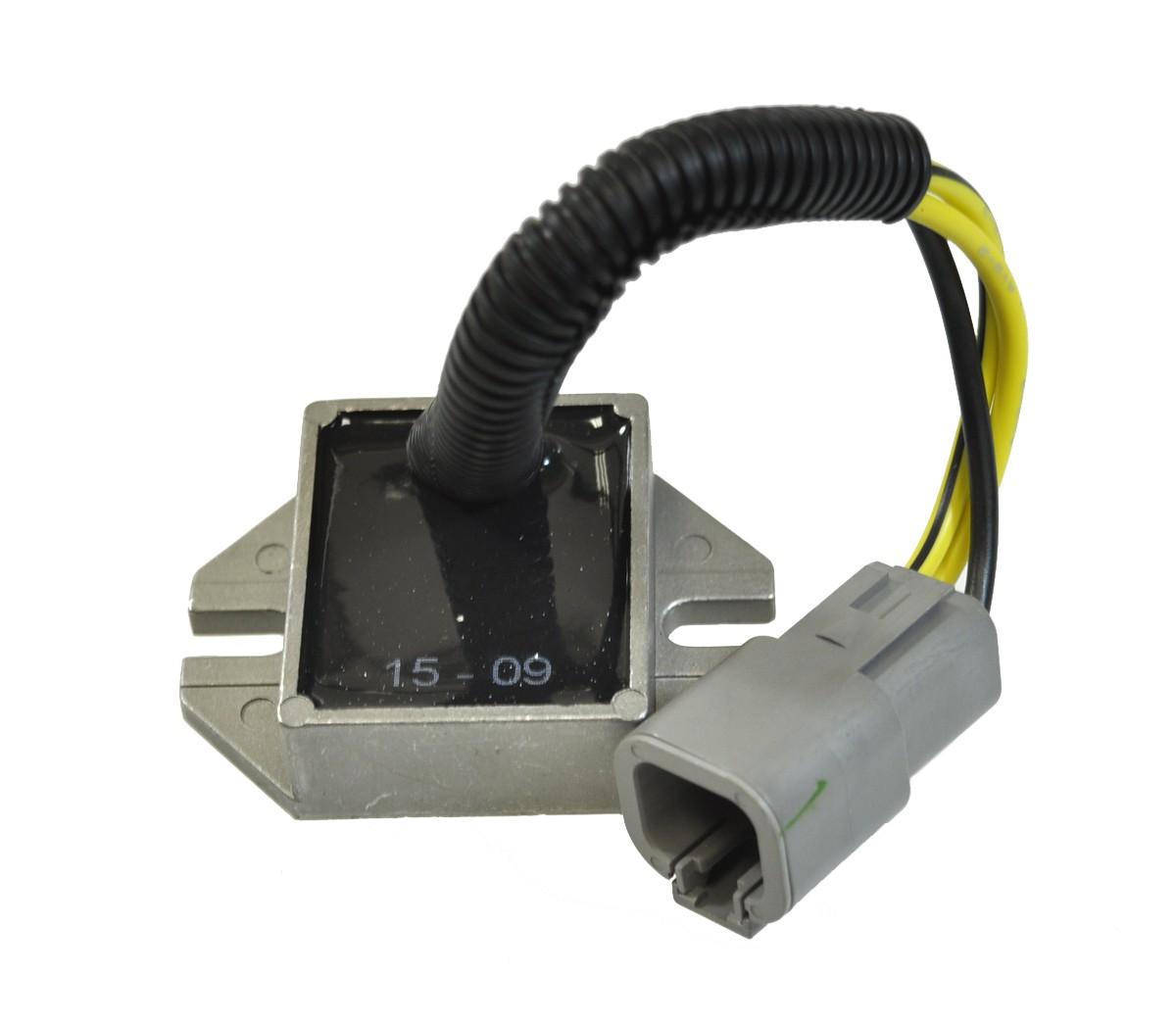 New SPI Voltage Regulator For Ski-Doo 380F 550F MXZ Replaces OE # 515176188