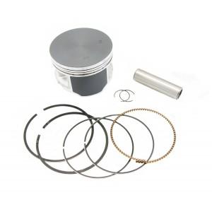 Silver Hose /& Stainless Banjos Pro Braking PBF7005-SIL-SIL Front Braided Brake Line