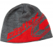 Castle X - Beanie - ICON - Gray/Red