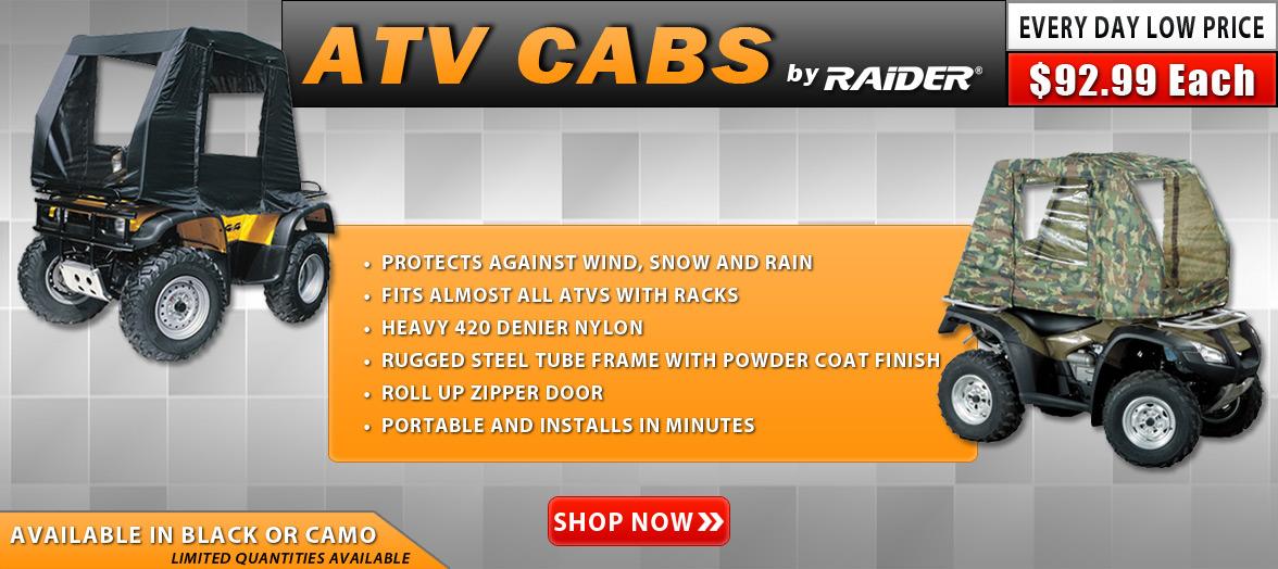 ATV Cabs