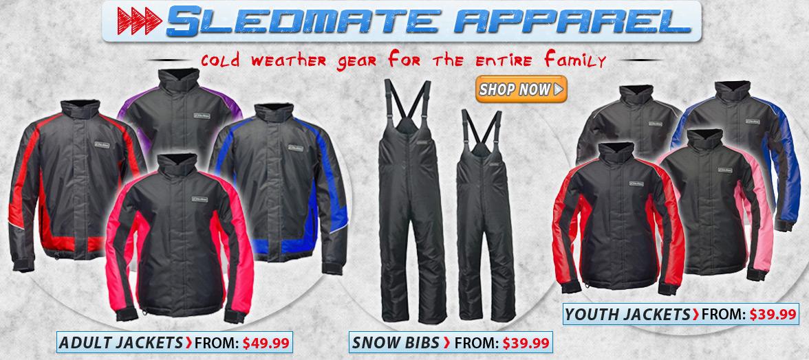 Sledmate apparel